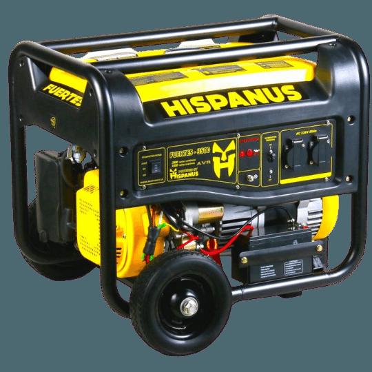 Generador eléctrico fuerte 3500W