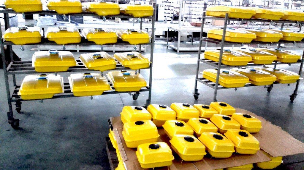 Fabricación generadores de luz